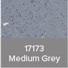 PVC Floor Medium Grey